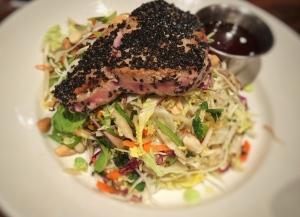 Black Walnut Asian Tuna Salad