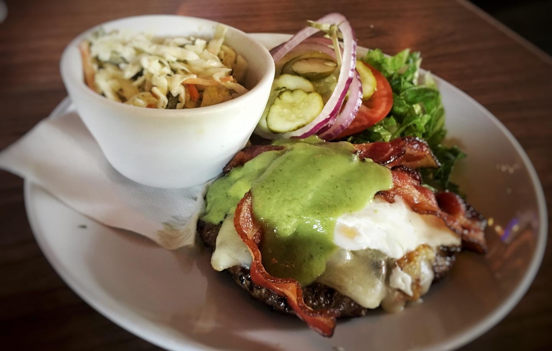 Cedar Creek Cowboy Burger - Paleo Style